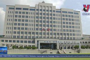 Hàn Quốc họp khẩn về vụ phóng vật thể bay của Triều Tiên