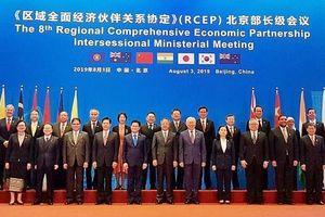 Hiệp định RCEP: Ký kết trong năm 2020?
