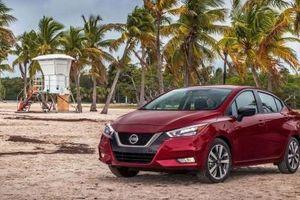Nissan Sunny 2020 chính thức có giá bán, từ 350 triệu VNĐ tại Mỹ
