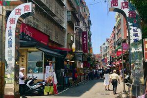 Dạo phố Đạm Thủy nổi tiếng xứ Đài