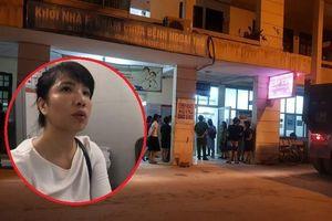Nhân chứng kể lại phút phát hiện bé trai tím tái sau khi bị bỏ quên trên xe đón học sinh ở Hà Nội