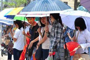 Hà Nội nắng nóng trở lại sau những ngày mưa bão