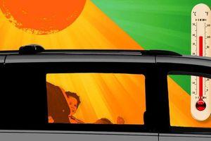 Để quên trẻ trong ô tô: Thảm kịch đang xảy ra với tốc độ báo động!