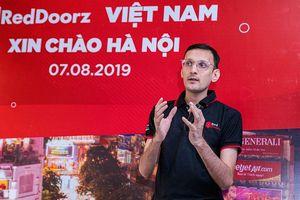 Nền tảng hỗ trợ đặt phòng khách sạn RedDoorz nhắm tới mục tiêu 'phủ' 220 khách sạn tại Việt Nam vào cuối 2019