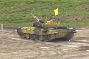Đội xe tăng của Việt Nam nhất bảng ngày thi đấu thứ 2