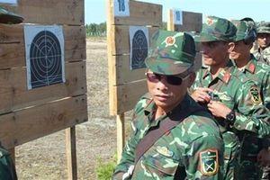 Đội bắn tỉa Việt Nam lọt vào bán kết Sniper Frontier