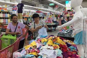 Big C đã 'bắt tay' trở lại với 169 nhà cung ứng hàng dệt may Việt Nam