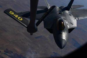 Mỹ mang chiến đấu cơ F-22 'hỏng' đến tham chiến ở Syria?