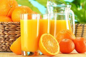 Uống nước cam lúc nào tốt nhất?