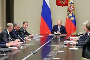 Tổng thống Nga Vladimir Putin cảnh báo về hậu quả của việc Mỹ rút khỏi Hiệp ước INF