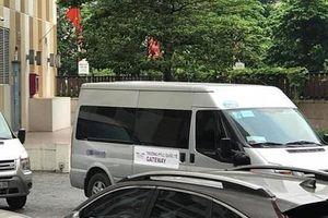 Vụ học sinh lớp 1 trường Gateway tử vong: Xe đưa đón hoạt động 'chui'