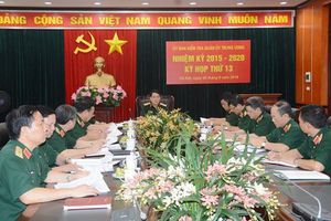 Ủy ban Kiểm tra Quân ủy T.Ư đề nghị kỷ luật 10 quân nhân