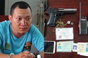 CSGT giả nửa đêm đeo súng 'phục' chốn vắng cưỡng đoạt tiền người dân