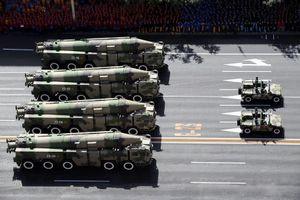 Cố vấn Bolton chỉ đích danh Trung Quốc khiến Mỹ rút khỏi Hiệp ước INF