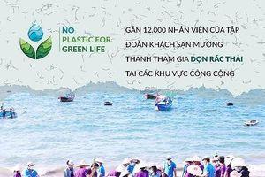 Vì một môi trường không rác thải nhựa