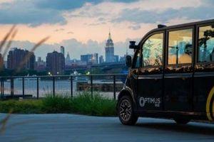 Ô tô không người lái ra mắt chính thức tại New York