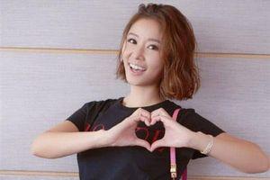 Vừa xuất hiện cùng nhau chưa bao lâu, Lâm Tâm Như lại 'lẻ bóng' chia sẻ lời chúc mừng nhân ngày Valentine Trung Quốc