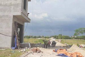 Bắc Giang: Dự án làng nghề phân lô, bán nền có dấu hiệu phạm pháp hình sự