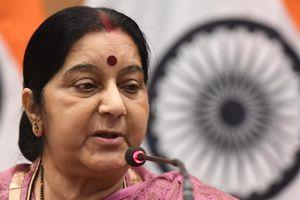 Cựu Ngoại trưởng Ấn Độ Sushma Swaraj bất ngờ qua đời vì đau tim