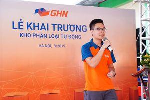GHN khai trương hệ thống phân loại hàng hóa tự động có năng suất lớn nhất Việt Nam