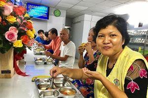 BV Chợ Rẫy đưa vào hoạt động 'bếp yêu thương'