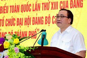 Hà Nội quán triệt, triển khai kế hoạch tổ chức đại hội đảng bộ các cấp