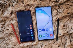 Chi tiết Galaxy Note10 - kẻ thách thức iPhone 2019