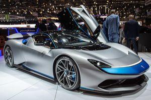 Pininfarina Battista – siêu xe điện chỉ mất 2 giây để đạt 100 km/h