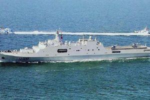 Chiến tranh đổ bộ - chìa khóa cho tham vọng quân sự của Trung Quốc