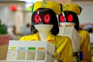 Thiếu nhân lực, bệnh viện Thái Lan sử dụng y tá bằng robot