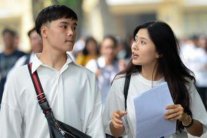 HV Báo chí và Tuyên truyền công bố điểm chuẩn