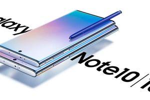 Cận cảnh Galaxy Note10 và Note10+ đẹp lung linh