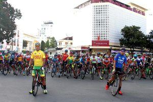 84 tay đua tham dự Giải xe đạp ĐBSCL 2019