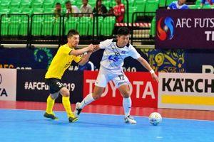Thái Sơn Nam khởi đầu suôn sẻ tại VCK futsal CLB châu Á 2019