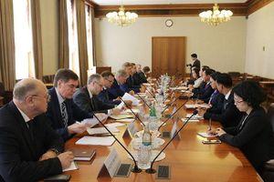 Tăng cường hợp tác Việt Nam - LB Nga trong công tác lưu trữ, nội vụ