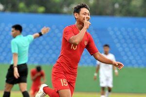 U18 Indonesia và Myanmar giành chiến thắng thứ 2 liên tiếp