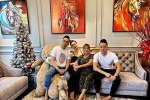Cao Thái Sơn tiết lộ Hồ Ngọc Hà mới tậu biệt thự triệu đô