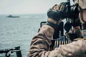 Lầu Năm Góc tố Iran phá sóng GPS tại vùng Vịnh để bắt tàu nước ngoài