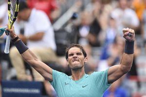 Nadal khởi đầu thành công tại giải Rogers Cup 2019