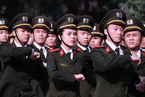 Điểm chuẩn Học viện An ninh nhân dân chỉ tương đương mức năm ngoái