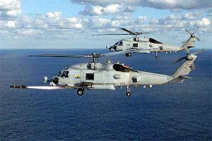 Mỹ đồng ý bán 12 trực thăng MH-60R cho Hàn Quốc