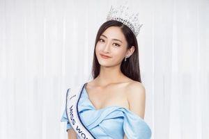 Nhan sắc hoa hậu Lương Thùy Linh được công chúng quốc tế khen ngợi