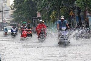Cảnh báo mưa to kèm dông lốc, sét ở Tây Nguyên, Nam Bộ