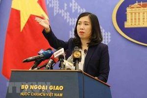 Tàu Hải Dương 8 rút khỏi vùng đặc quyền kinh tế và thềm lục địa Việt Nam