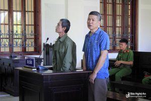Cặp đôi từ Thái Nguyên vào Nghệ An xách hàng trắng