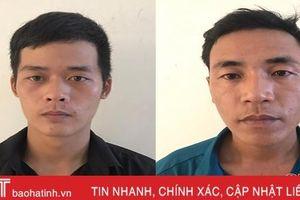 Khởi tố 2 đối tượng trộm dây cáp điện tại Formosa Hà Tĩnh