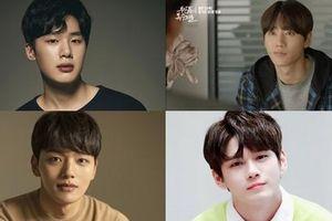 Hội mỹ nam trẻ tuổi đang gây chú ý trên màn ảnh Hàn gần đây
