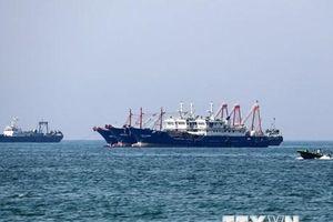 Nhật cân nhắc cử tàu tuần tra ngoài khơi Yemen thay vì Eo biển Hormuz