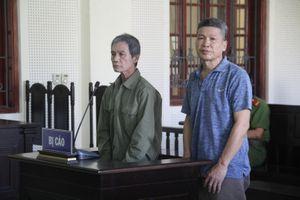 Vận chuyển ma túy từ Nghệ An ra Hà Nội vì tham 12 triệu, hai người đàn ông lĩnh án