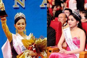Nhan sắc Hoa hậu Việt thay đổi ra sao trong 15 năm qua?